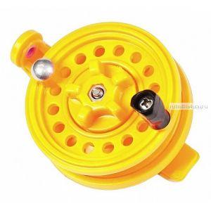Катушка проводочная Salmo ICE HR 5.8см желтая