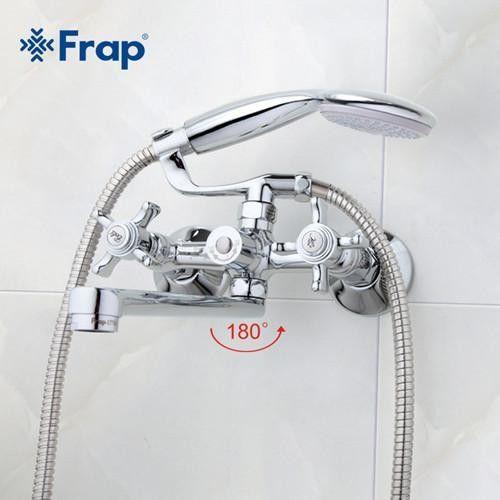 Frap H24 F2224 Смеситель для ванны