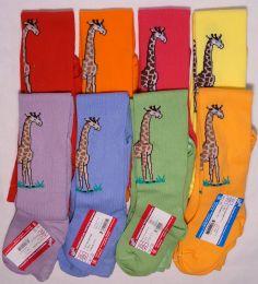 Детские колготки С7812 жираф