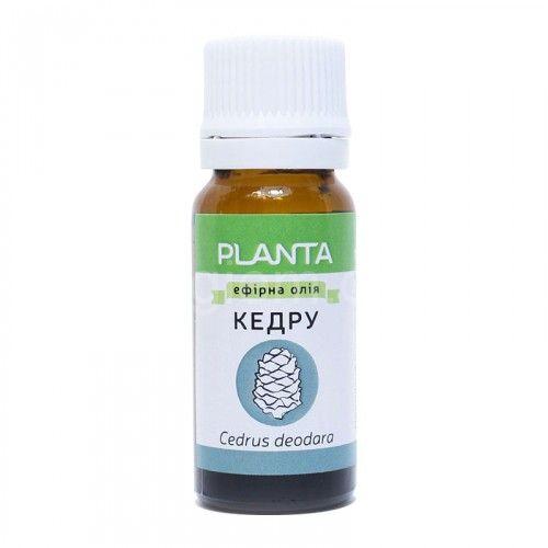 Эфирное масло кедр Planta, 10мл