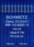 Иглы Schmetz PFx134LR 1738LR №80/12 10шт