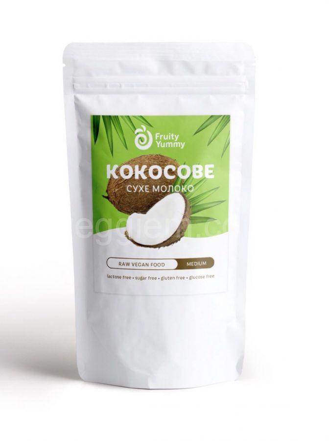 Сухое молоко Кокосовое Medium 64% Fruity Yummy,200 грамм