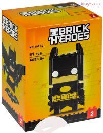 Конструктор Lari BRICK HEROES Бэтмен 10762 (41585) 91 дет