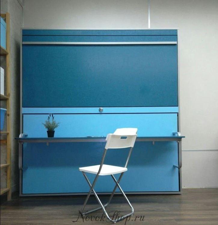 Стол-шкаф-кровать двухъярусная DUOS-DEVI