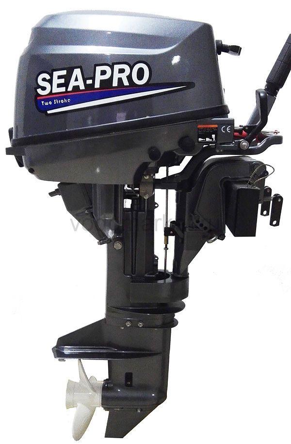 Sea-Pro F 9.8S (Tohatsu) - 4-х тактный лодочный мотор