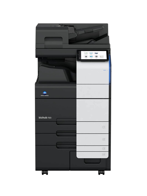 bIzhub 750i SRA3