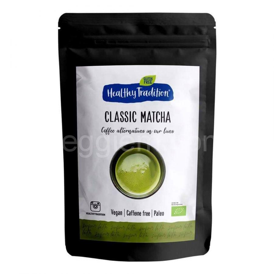 Органическая Матча Healthy Tradition,100 грамм