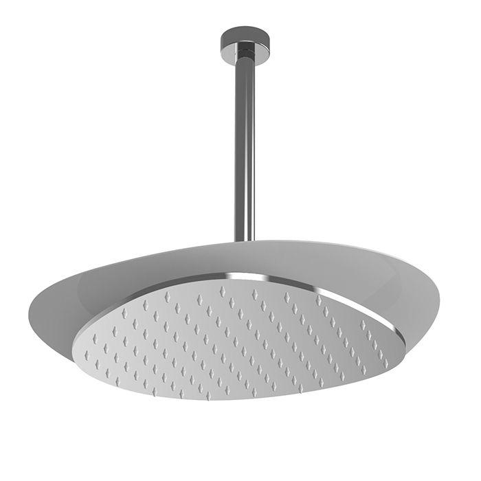 Тропический душ потолочный с подсветкой Fima - carlo frattini Wellness F2652 49,9х40