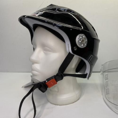 Шлем открытый Yamapa YM-313 (Черный)