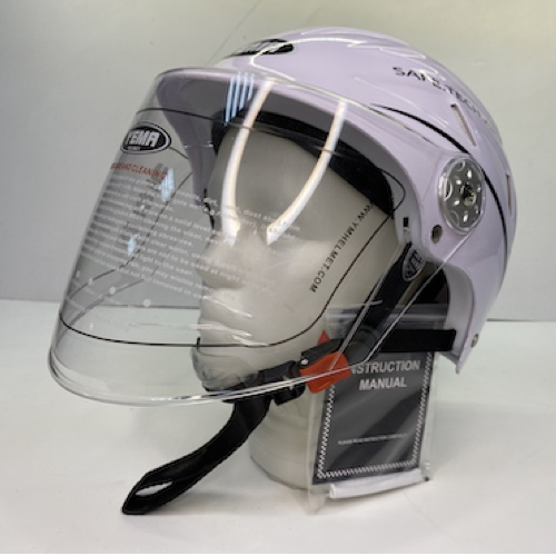 Шлем открытый Yamapa YM-313 (Белый)