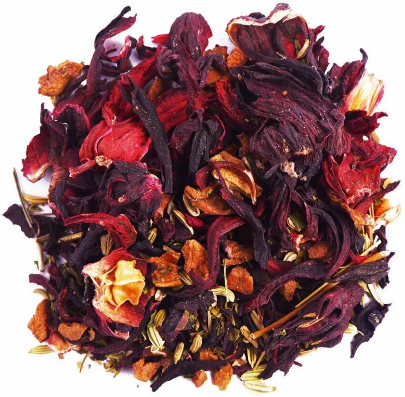 Чай Огненный дракон