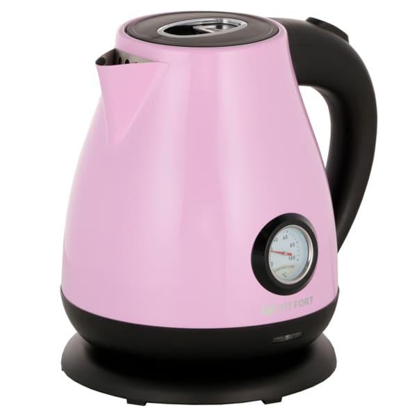 Чайник KitFort KT-642-1 розовый