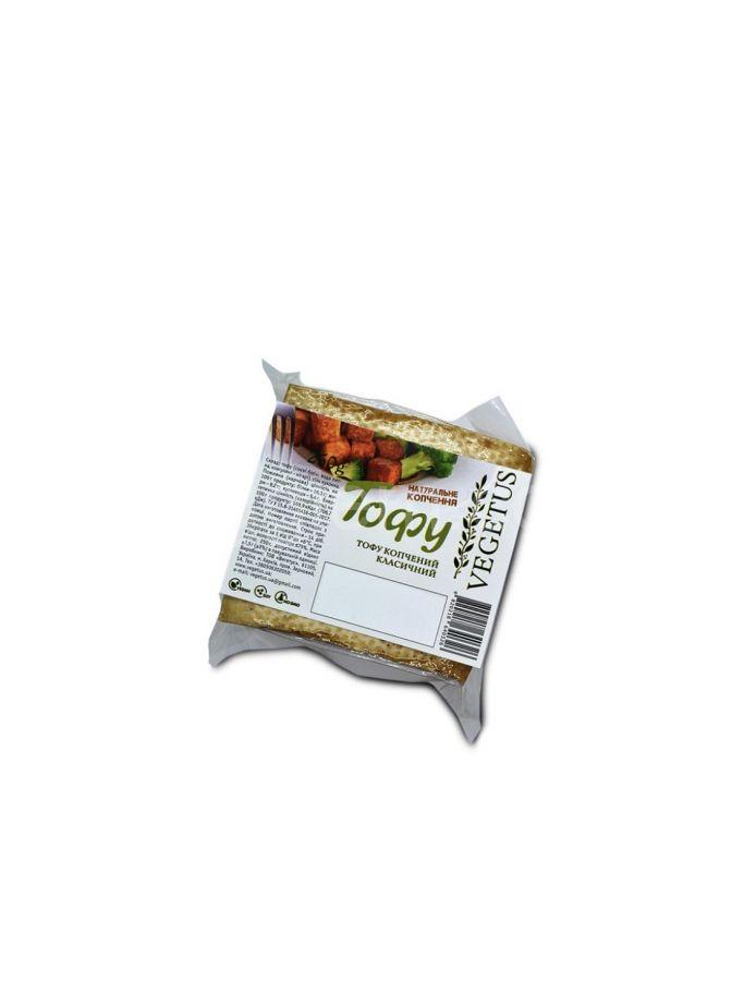 Тофу копченый классический, Vegetus, 250 Грамм