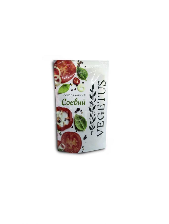 Соус майонезный соевый Салатный, Vegetus, 350 Грамм