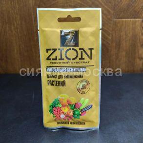 Ионитный субстрат Zion (Цион) питательная добавка универсальная, 30 г