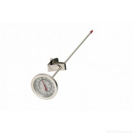Термометр аналоговый с клипсой (0-120 гр), щуп 30 см