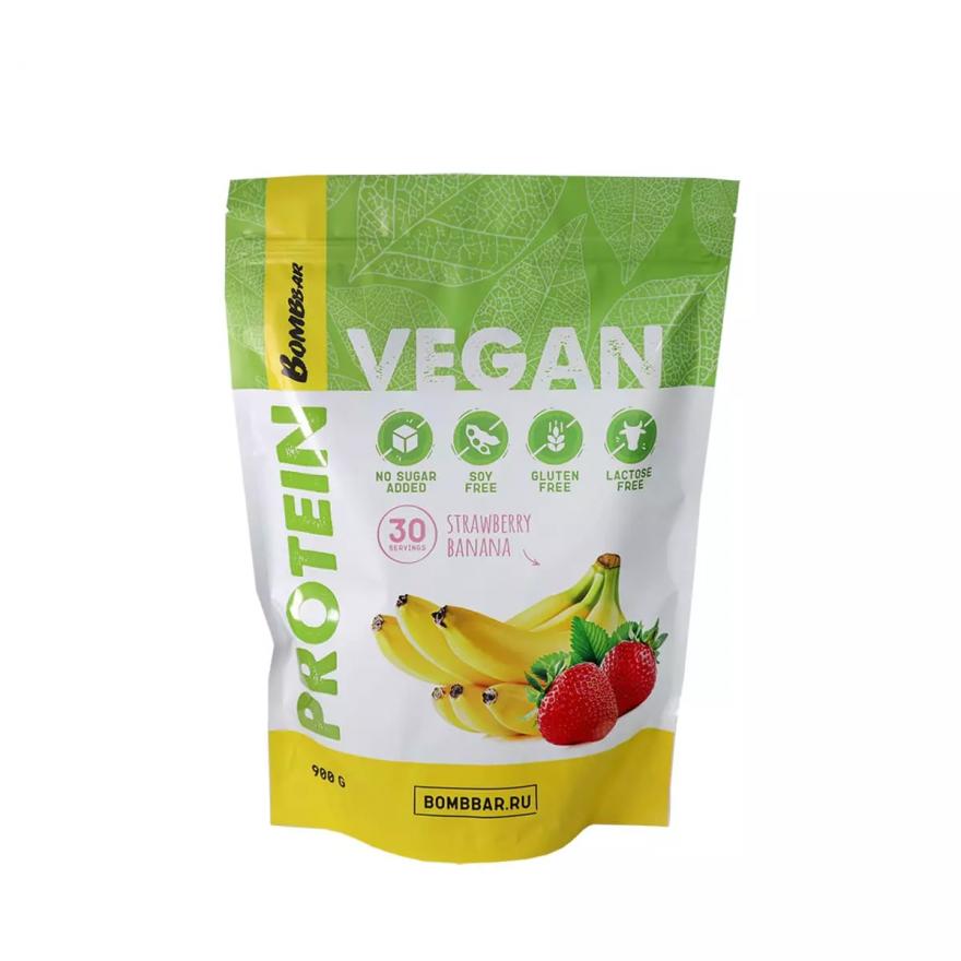 Протеин Vegan Protein Bombbar 900гр (30 порций)
