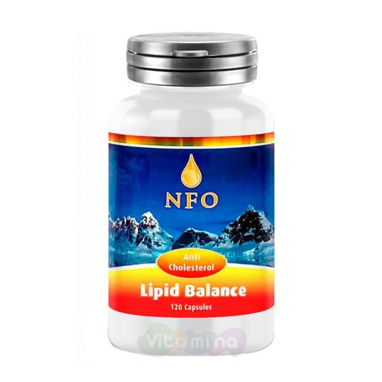 NFO Липид Баланс 120 капсул