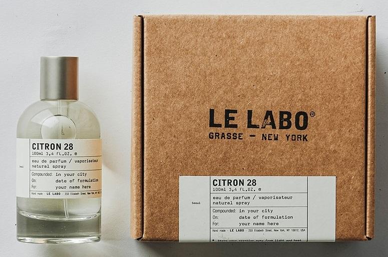 Le Labo Citron 28 100 ml (Унисекс)