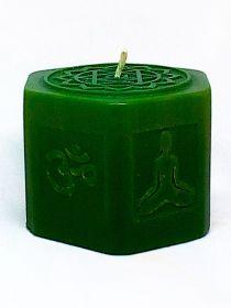Форма силиконовая для свечей Чакра