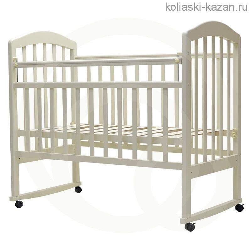 Кроватка детская Топотушки Лира 2 качалка
