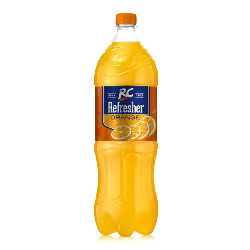 RC кола апельсин 1л