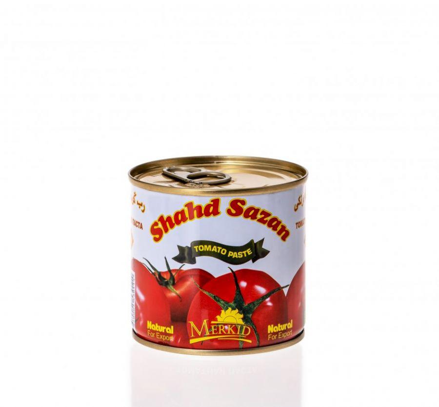 Томатная паста ТМ «Shahd Sazan» 250г
