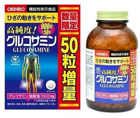 ORIHIRO Глюкозамин на 95 дней