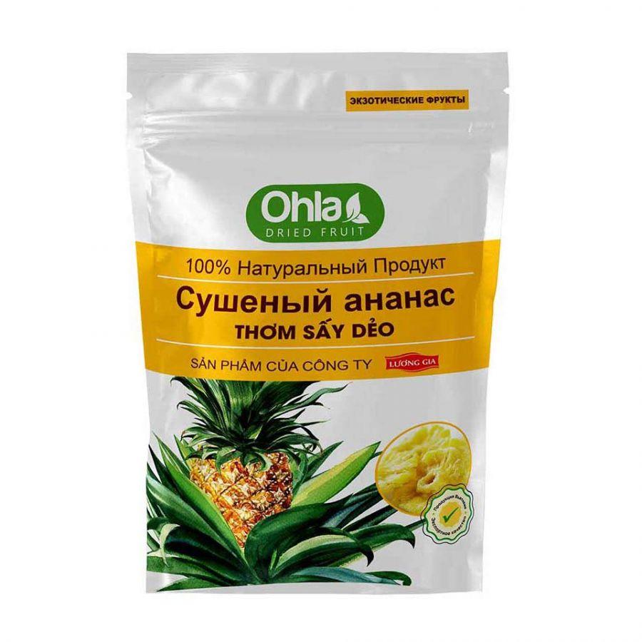 Сушеный ананас 0,5кг