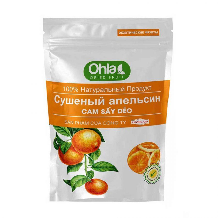 Сушеный апельсин 0,4кг