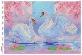 ЮМА ЮМА-281 Верная Любовь схема для вышивки бисером купить оптом в магазине Золотая Игла - вышивка бисером