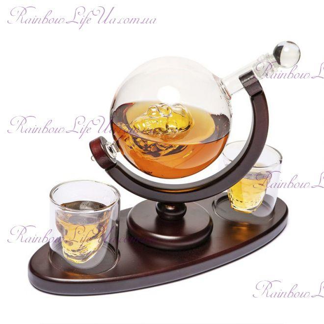 """Набор для виски со стаканами 850 мл """"Доктор Фауст"""""""