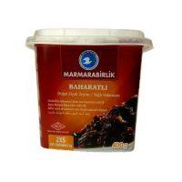 """Маслины """"Marmarabirlik"""" 2XS Baharatli со специями в масле (400г)"""