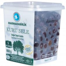 Вяленые маслины калибровка S 800 гр,
