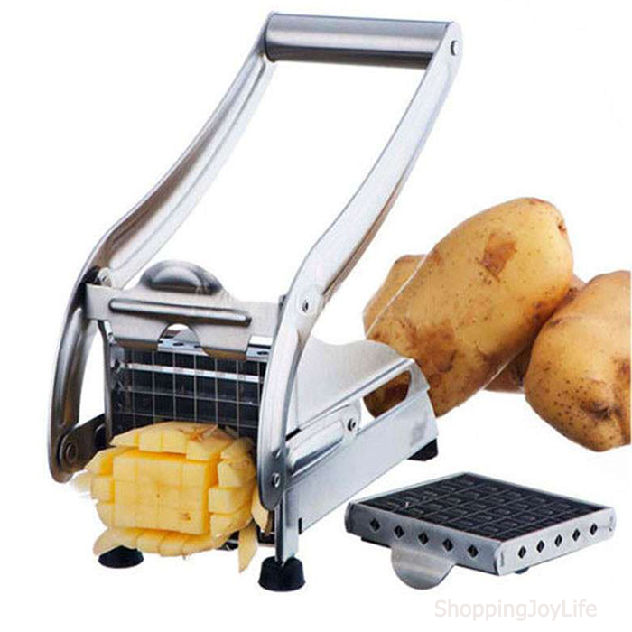 Картофелерезка Металлическая Potato Chipper