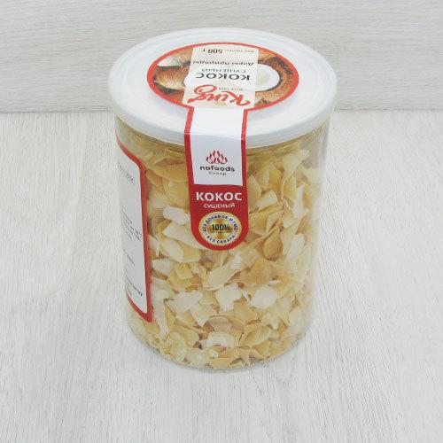 Кокосовые чипсы сушеные Кинг, 500 Г