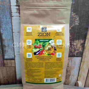 Ионитный субстрат Zion (Цион) питательная добавка универсальная, 2,3 кг