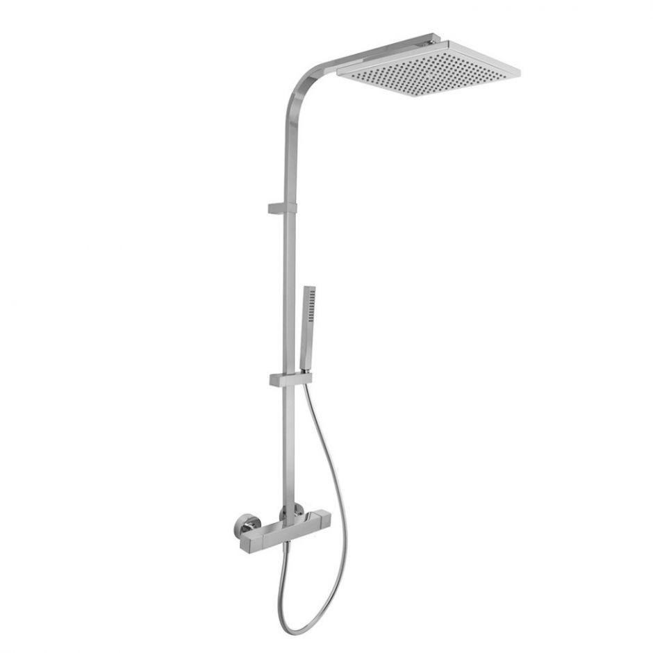 Душевая стойка с тропическим душем Fima - carlo frattini Wellness F4265/Q305