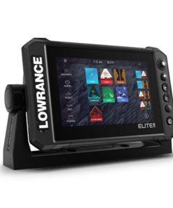 Эхолот-картплоттер Lowrance Elite FS™ 7 с датчиком Active Imaging 3-in-1
