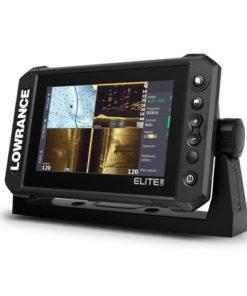 Эхолот-картплоттер Lowrance Elite FS™ 9 с датчиком Active Imaging 3-in-1