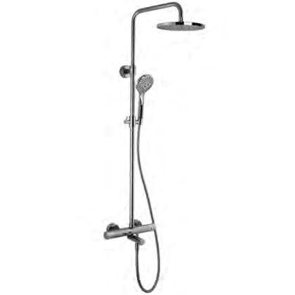 Душевая стойка с тропическим душем Fima - carlo frattini Wellness F3154/RP259 ФОТО