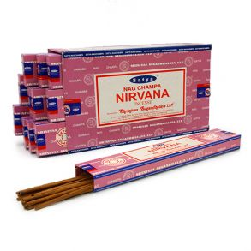 Благовония Nirvana | Нирвана | 15 г | Satya