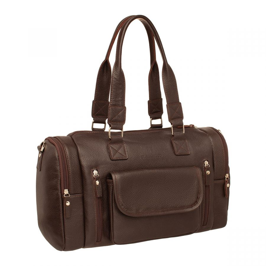 Дорожно-спортивная сумка BlackWood Walton Brown