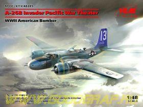 A-26В Invader «На Тихоокеанском театре», Американский бомбардировщик II МВ