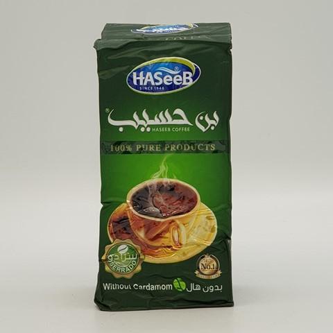 Арабский кофе без кардамона Хасиб HASEEB 200 гр