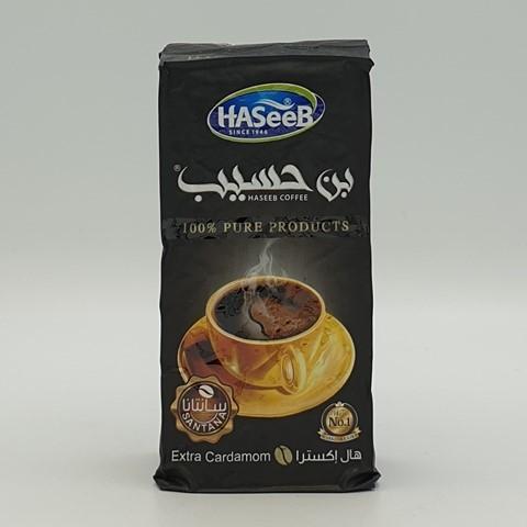 Арабский кофе с кардамоном extra Cardamon Хасиб HASEEB, 200 гр