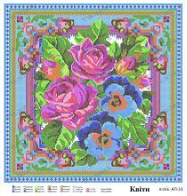 ЮМА-АП-33. Цветы.