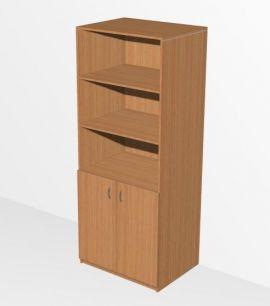 Арт. Л-9.3 Шкаф для документов с нижними дверями