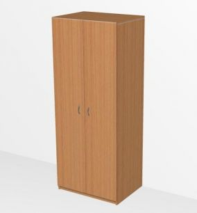 Арт. Л-8.3 Шкаф для одежды малый