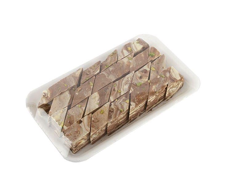 Узбекская халва шоколадная 1 кг (пачка 3 кг)
